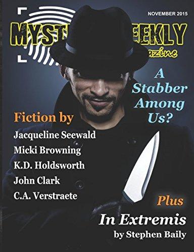 Mystery Weekly Magazine: November 2015