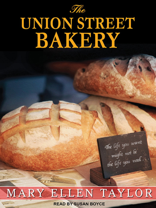 The Union Street Bakery (Union Street Bakery #1) (Audiobook)