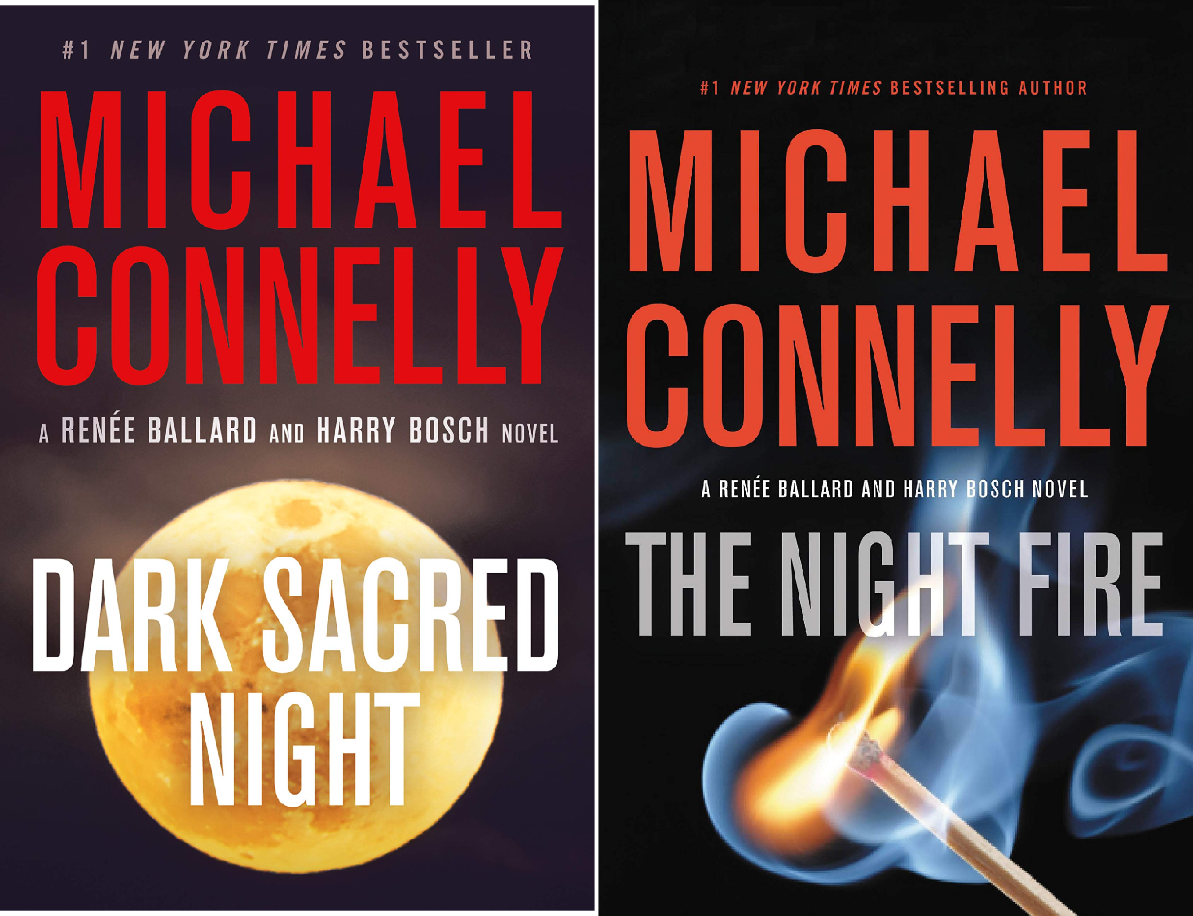 A Renée Ballard and Harry Bosch Novel (2 Book Series)