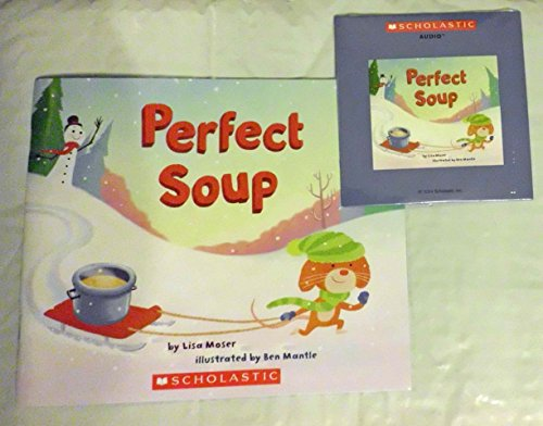 Perfect Soup with Read Along Cd