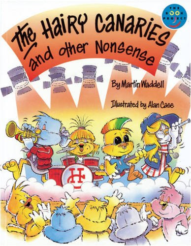 Longman Book Project: Fiction: Band 9: Hairy Canary and Other Nonsense: Pack of 6 (Longman Book Project)