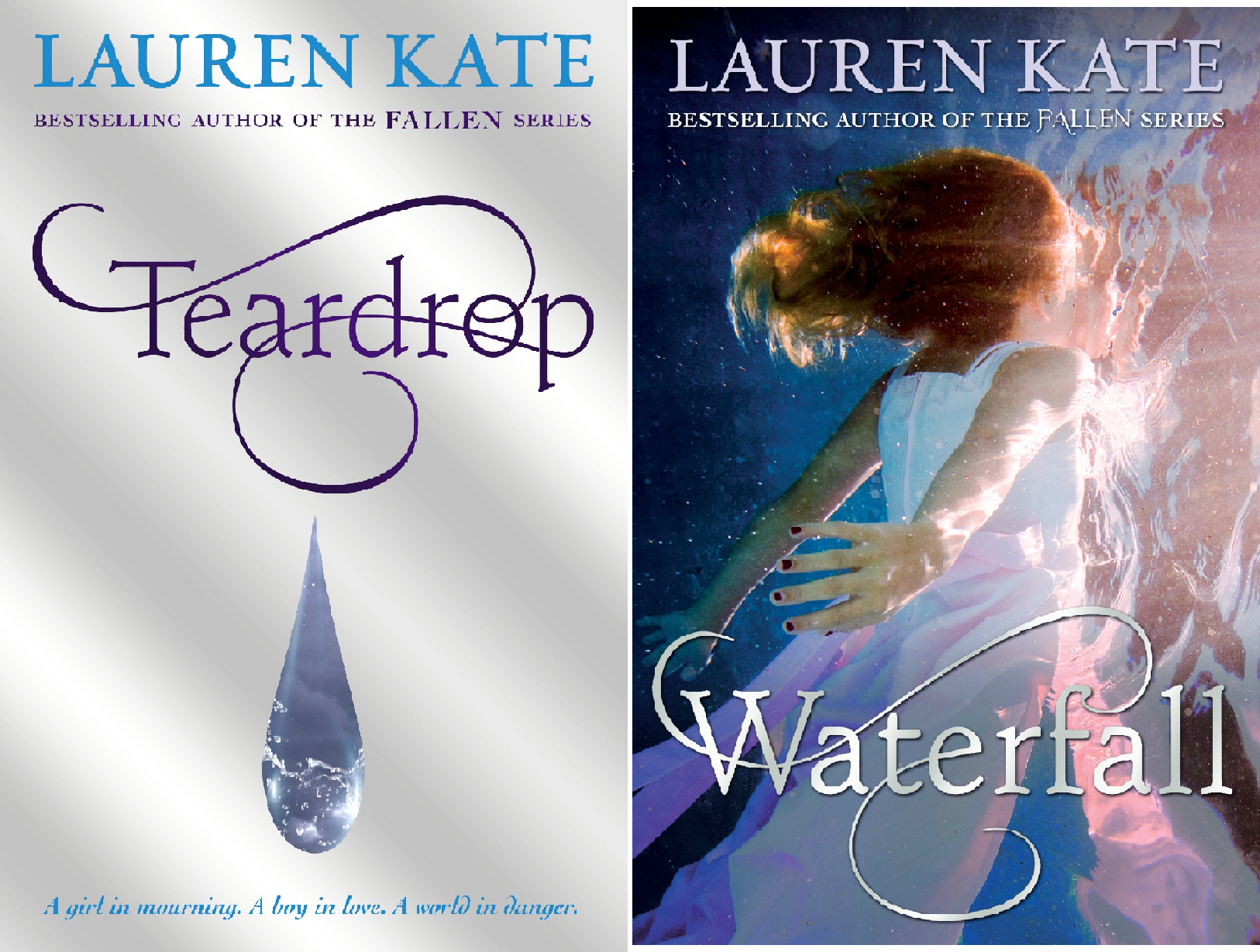 Teardrop Trilogy (2 Book Series)