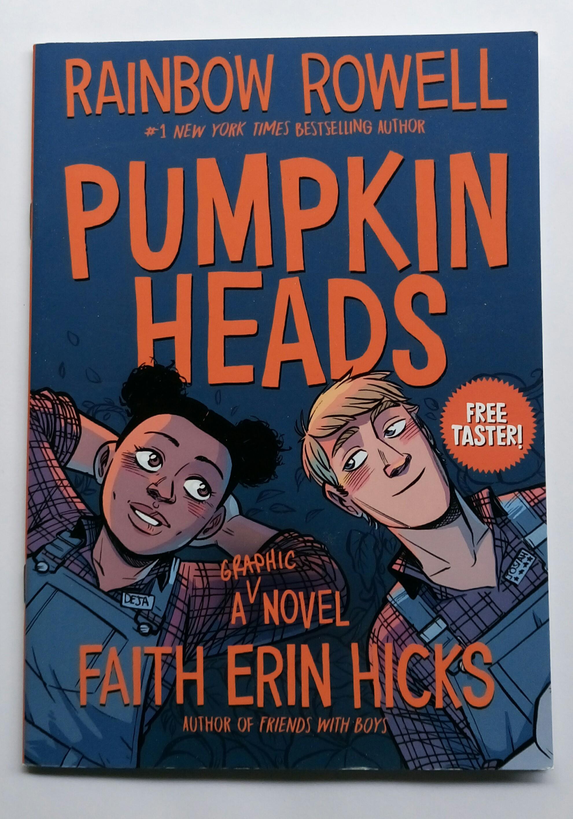 Pumpkinheads - Sampler