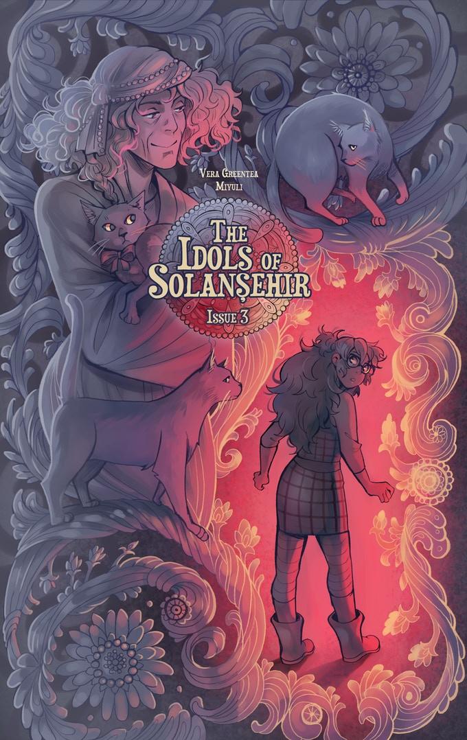 The Idols of Solansehir (The Idols of Solansehir,#3)