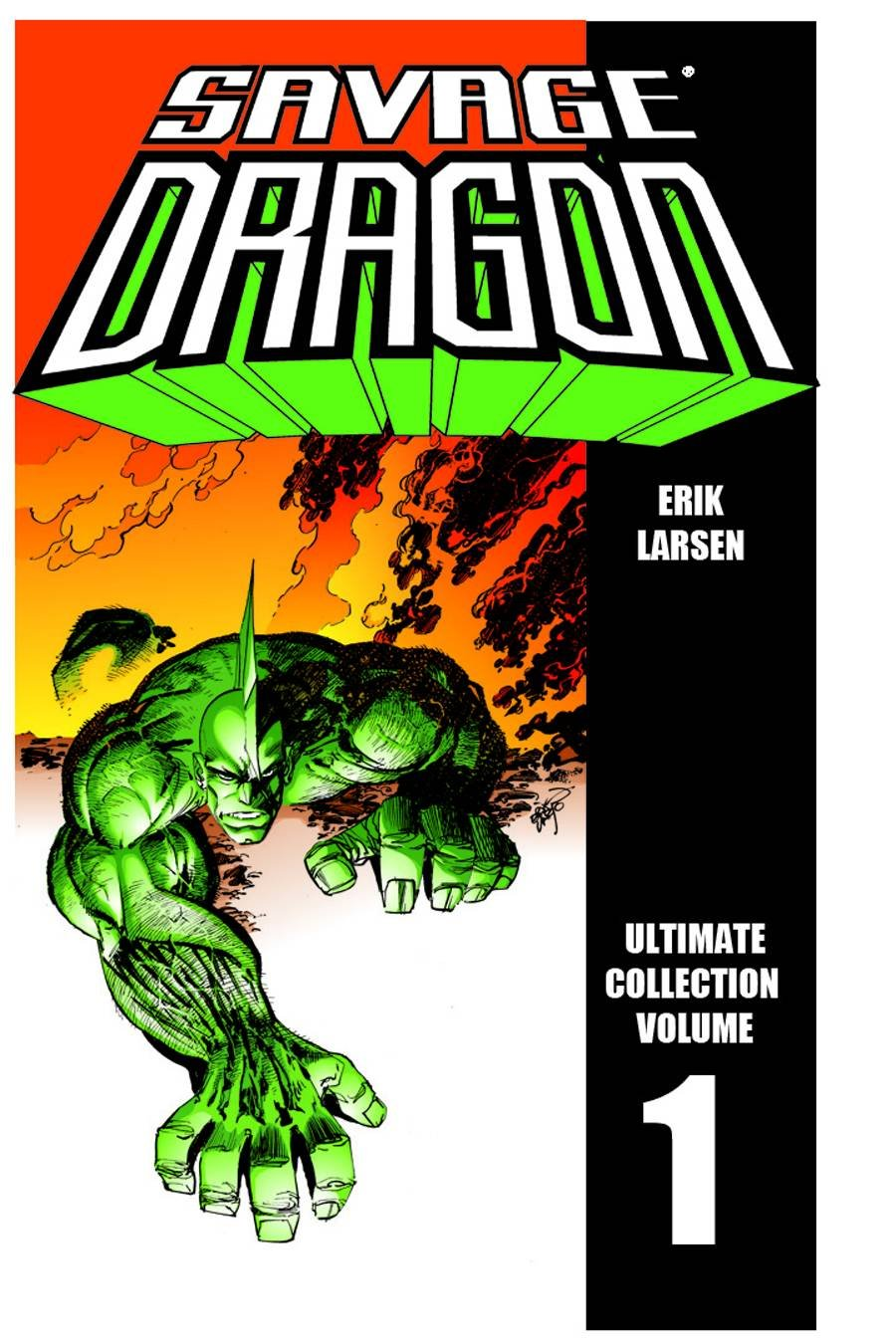 Savage Dragon Ultimate Collection Volume 1