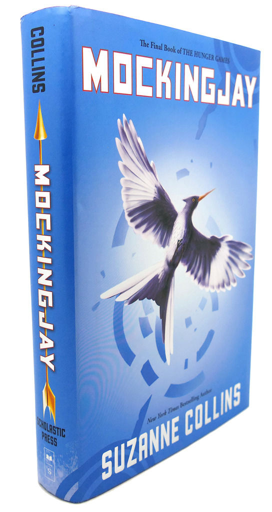 Mockingjay (The Hunger Games, #3)
