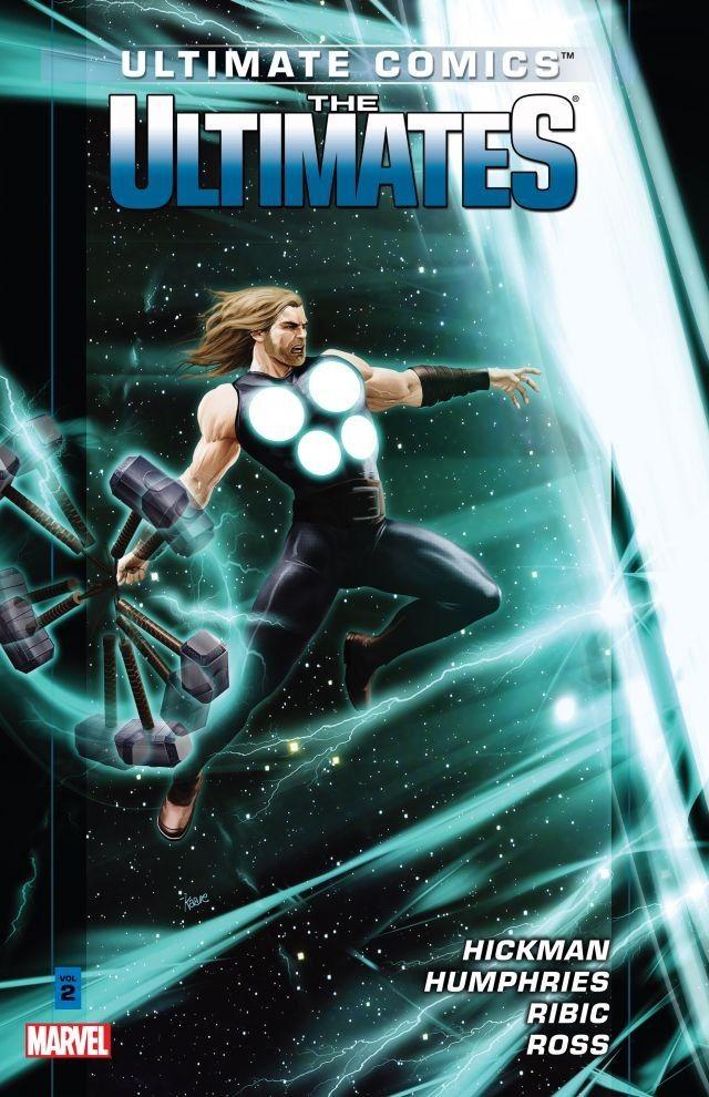 Ultimate Comics Ultimates by Jonathan Hickman, Vol. 2