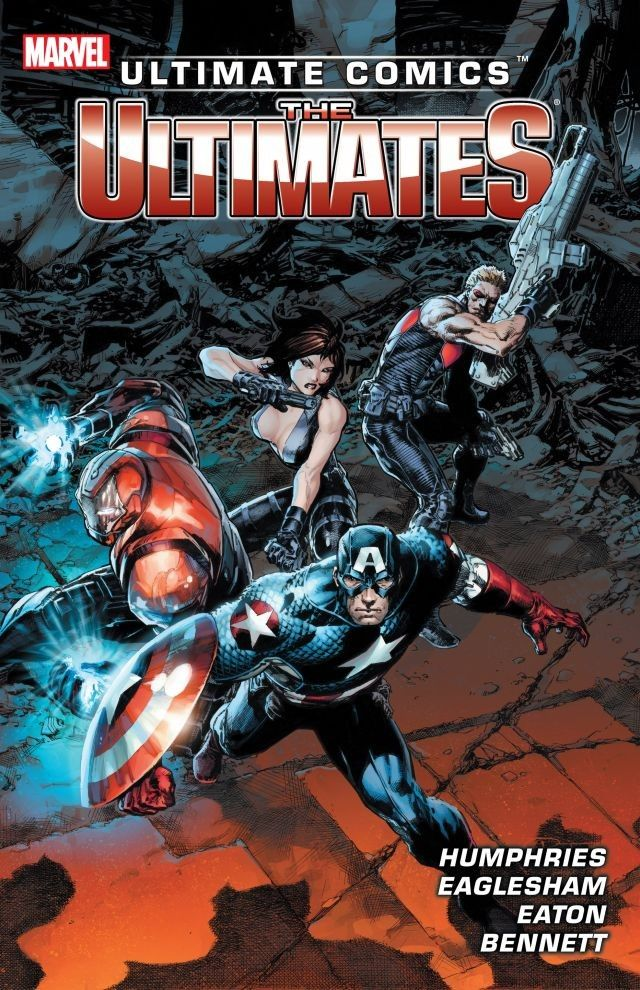 Ultimate Comics Ultimates by Sam Humphries, Vol. 1