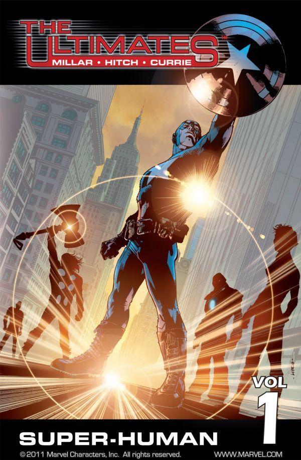 The Ultimates, Volume 1: Super-Human