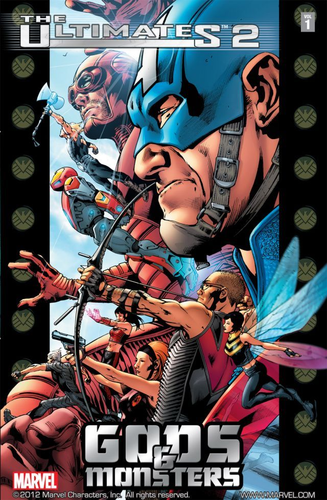 The Ultimates 2, Volume 1: Gods and Monsters