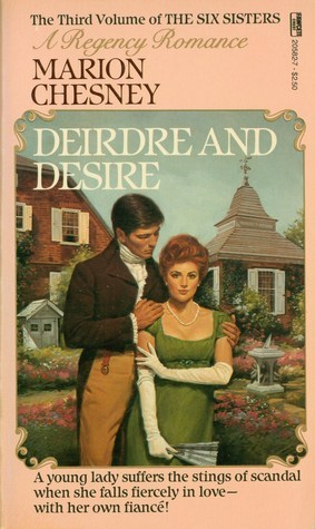 Deirdre and Desire (The Six Sisters, #3)