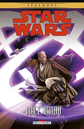 Star Wars - Icones T09 : Mace Windu