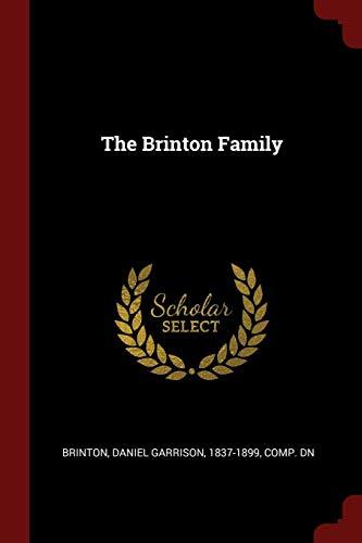 The Brinton Family