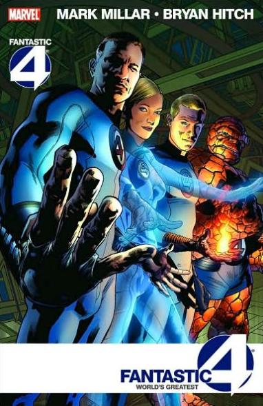 Fantastic Four by Mark Millar & Bryan Hitch