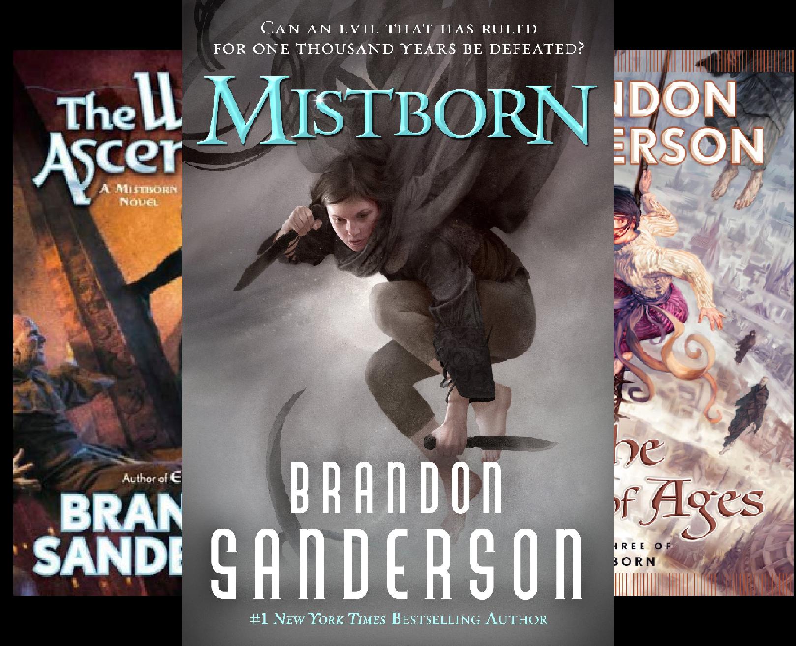 Mistborn (6 Book Series)
