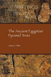 A New Concordance of the Pyramid Texts