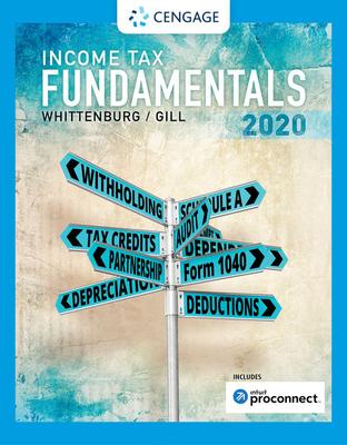 Income Tax Fundamentals 2020