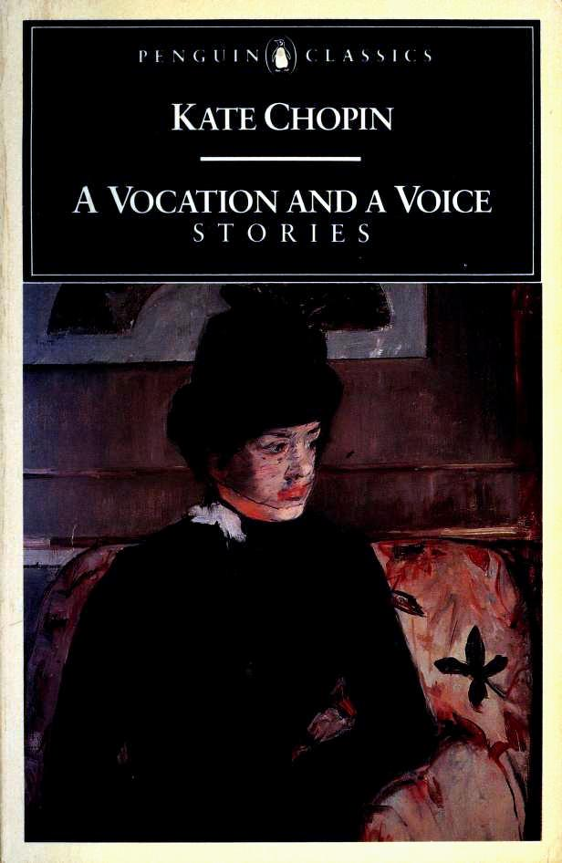 A Vocation and a Voice: Stories