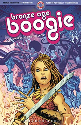 Bronze Age Boogie, Volume One: Swords Against Dacron!