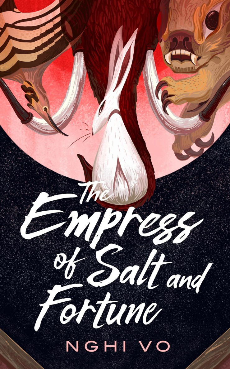 The Empress of Salt and Fortune (The Singing Hills Cycle #1)