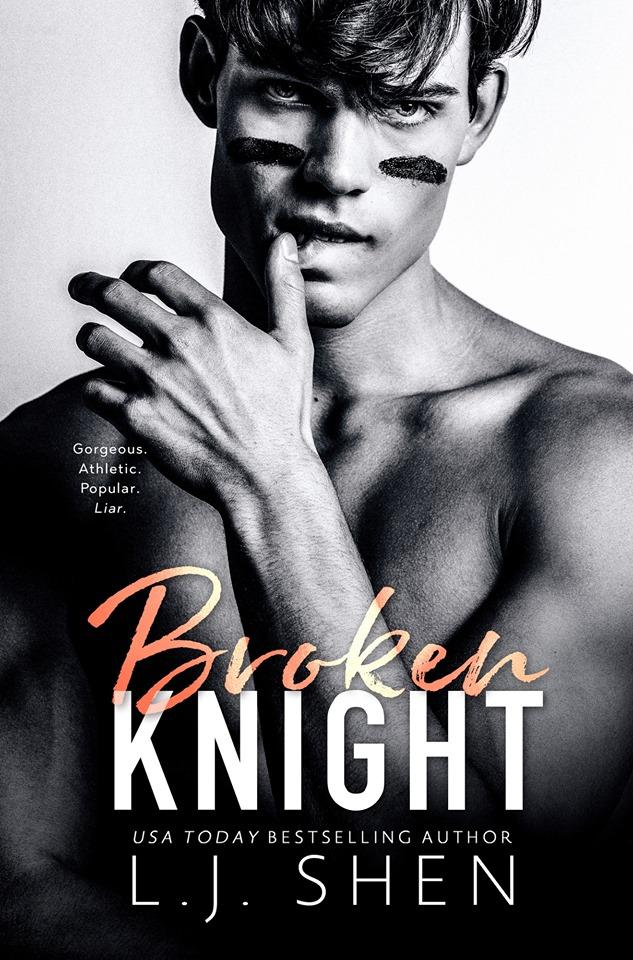 Broken Knight (All Saints High, #2)