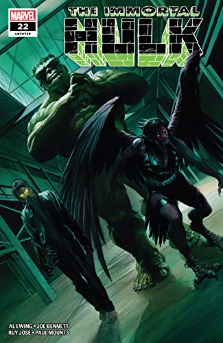 Immortal Hulk (2018-) #22