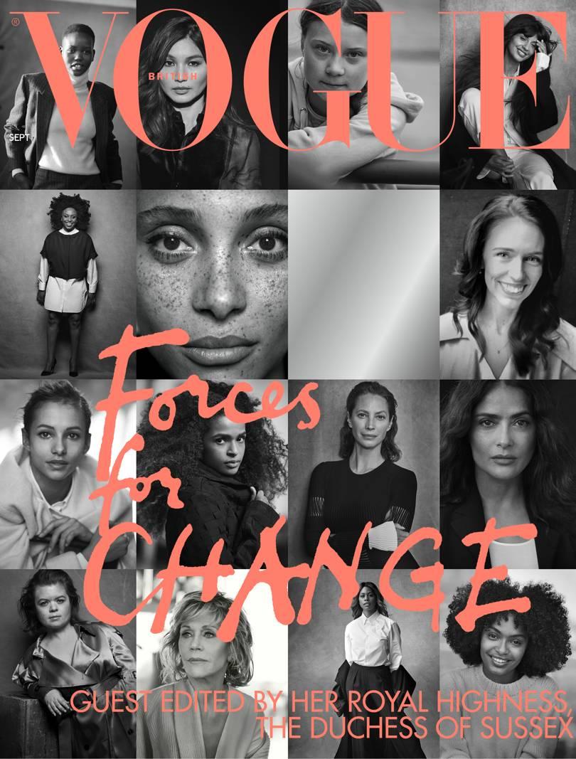 British Vogue: Forces for Change