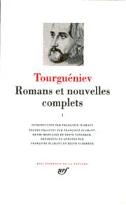 Romans et nouvelles complets, I
