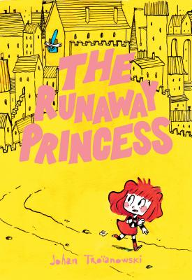 The Runaway Princess: (A Graphic Novel)
