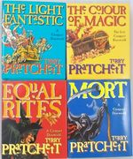 Compact Discworlds 1-4: The Colour of Magic/The Light Fantastic/Equal Rites/Mort