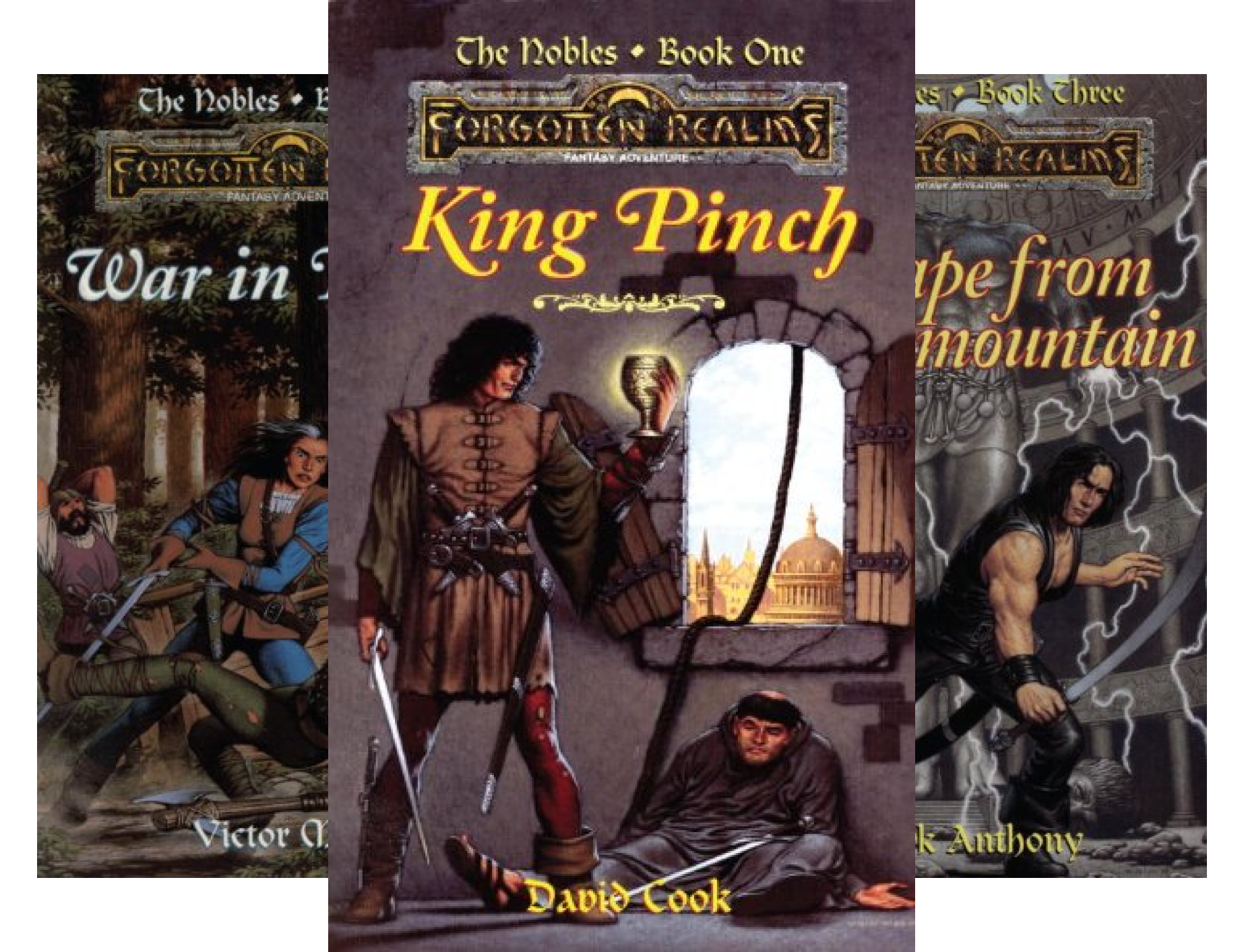 The Nobles (6 Book Series)