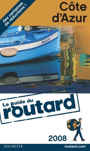 Guides Routard - Cote D'azur