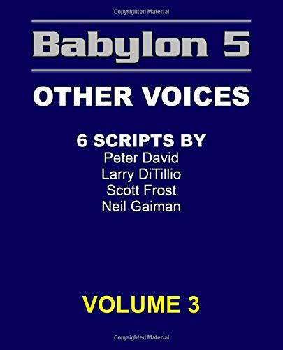 Babylon 5 Other Voices - Volume 3