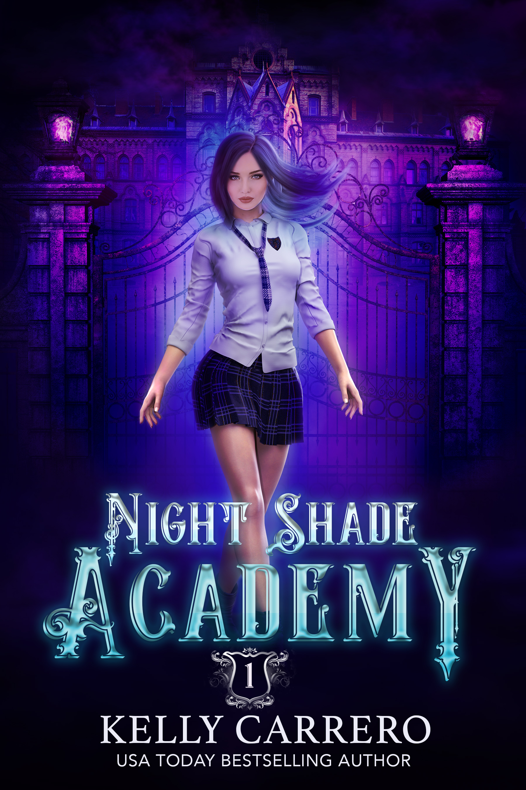 Night Shade Academy (Night Shade Academy, #1)