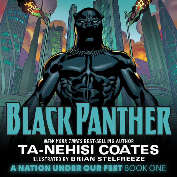 Black Panther by Ta-Nehisi Coates Collection (Collections) (2 Book Series)
