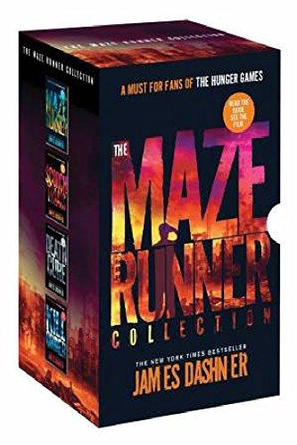 Maze Runner 4book Boxset