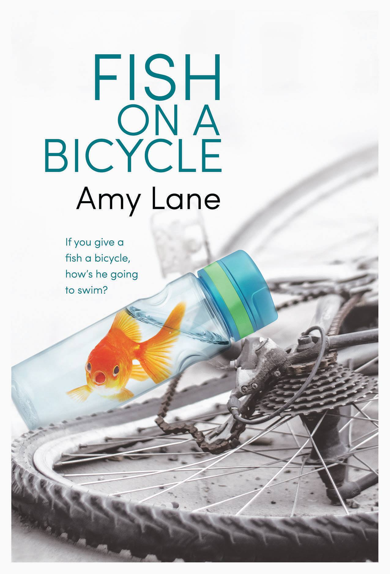 Fish on a Bicycle (Fish Out of Water, #5)