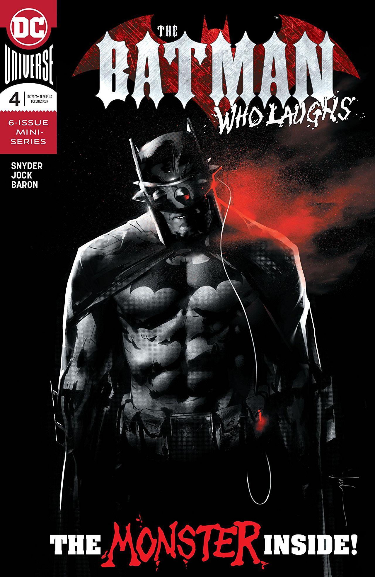 The Batman Who Laughs (2018-2019) #4