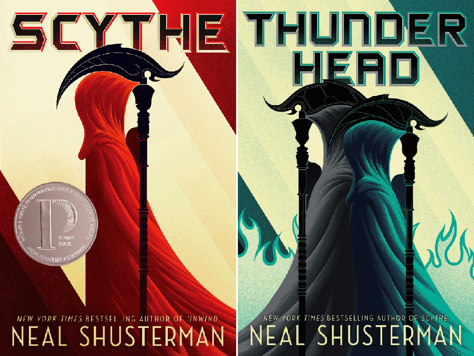 Arc of a Scythe (2 Book Series)