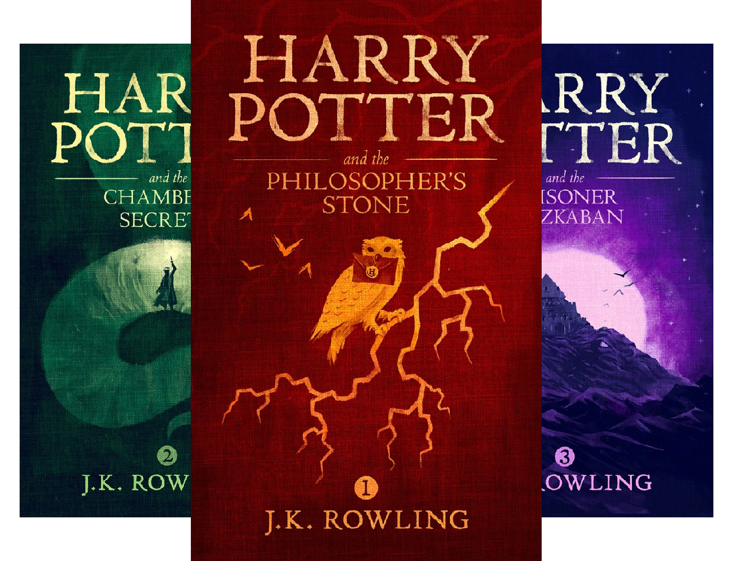 Harry Potter (7 Book Series)