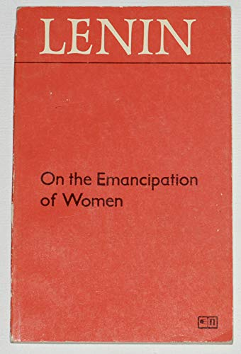 On the Emancipation of Women