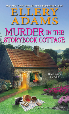 Murder in the Storybook Cottage (Book Retreat Mysteries #6)