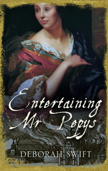 Entertaining Mr Pepys (Women of Pepys' Diary, #3)