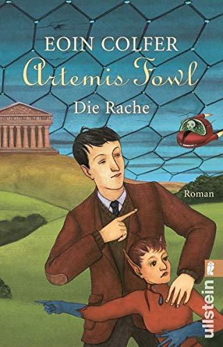Artemis Fowl - Die Rache: Der vierte Roman