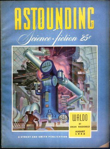 Astounding Science-Fiction, August 1942