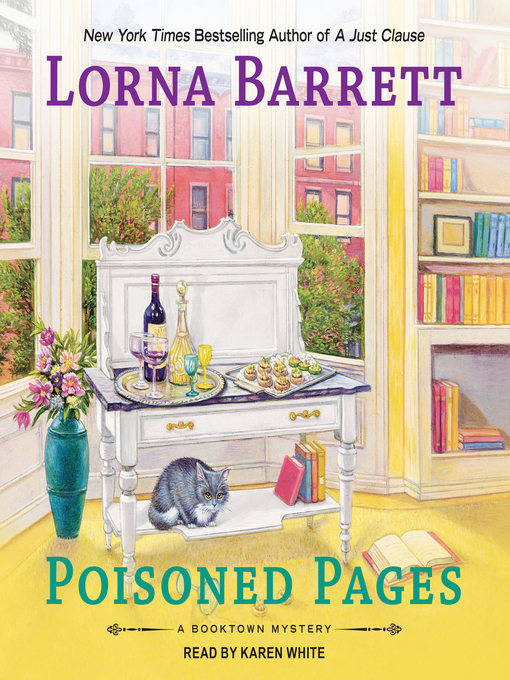 Poisoned Pages (Booktown Mystery, #12) (Audiobook)