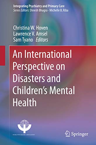 An International Perspective on Disasters and Children's Mental Health