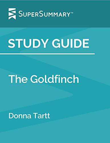 Study Guide: The Goldfinch by Donna Tartt