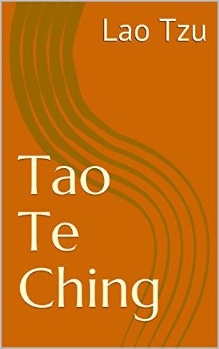 Tao Te Ching: Taoism book,Dao De Jing, English and Chinese version