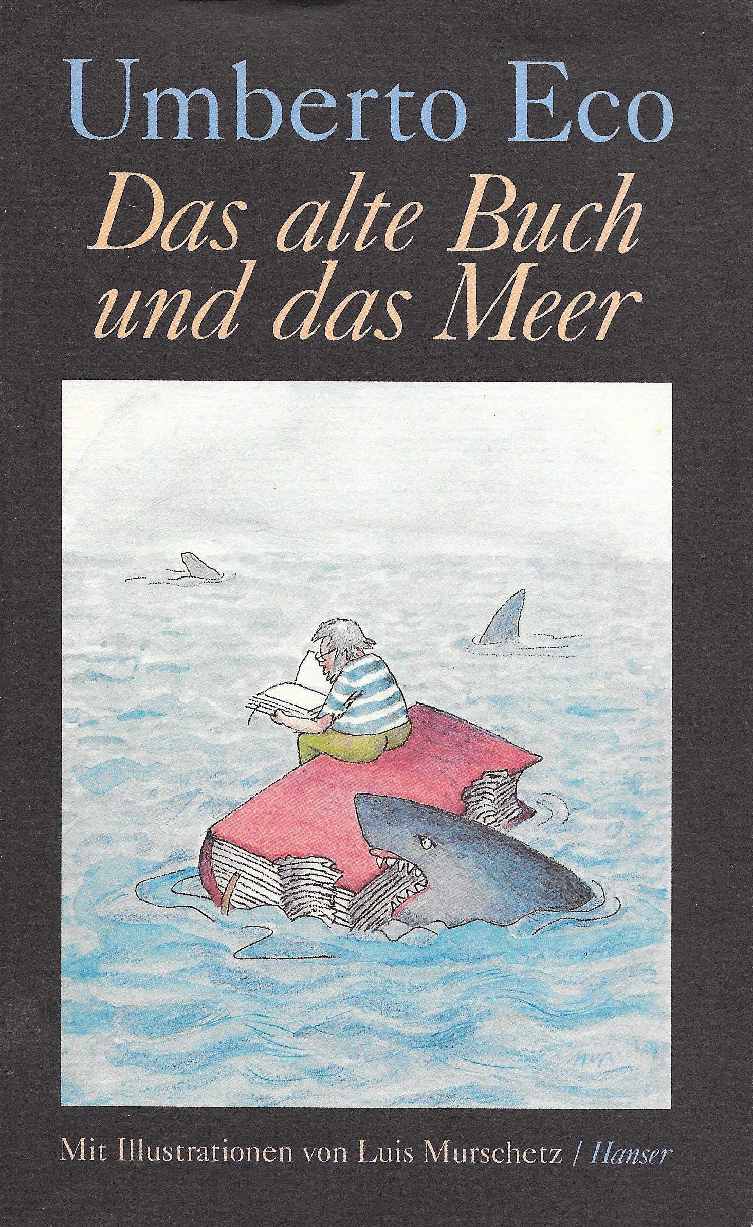 Das alte Buch und das Meer: Neue Streichholzbriefe